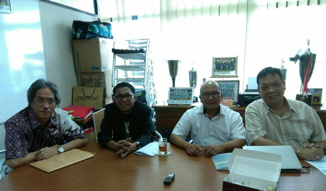 PBI Pusat Minta PBI Riau Lebih Serius Membina Atlet